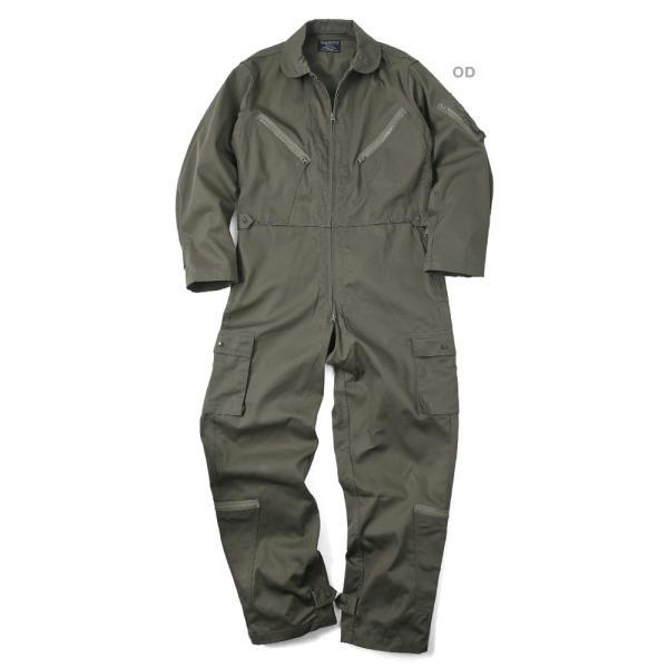 HOUSTON ヒューストン 5130 日本製 U.S.A.F(米空軍) K-2B フライトスーツ メンズ ミリタリー つなぎ カバーオール 作業服|waiper|15