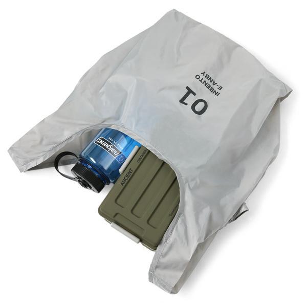 CONVENI BAG INBENTO(コンビニバッグ インベント)SMALL エコバッグ メンズ レディース おしゃれ ショッピングバッグ コンビニ 折りたたみ ブランド【Sx】|waiper|11
