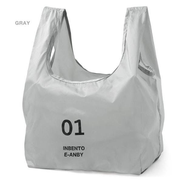 CONVENI BAG INBENTO(コンビニバッグ インベント)SMALL エコバッグ メンズ レディース おしゃれ ショッピングバッグ コンビニ 折りたたみ ブランド【Sx】|waiper|08