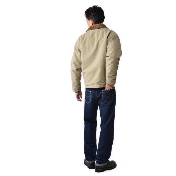 新品 米軍 N-1 デッキジャケット USED加工 4色 メンズ ミリタリージャケット ジャンパー ブルゾン アウター waiper 04