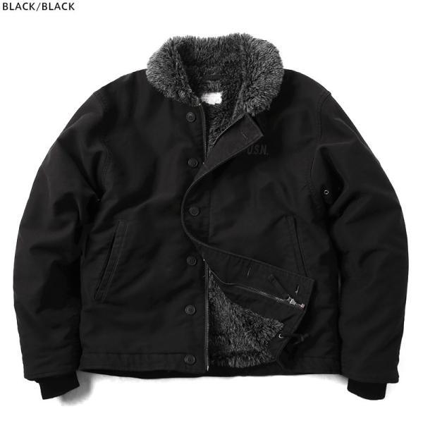 新品 米軍 N-1 デッキジャケット USED加工 4色 メンズ ミリタリージャケット ジャンパー ブルゾン アウター waiper 07