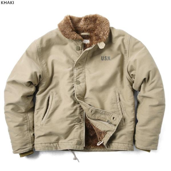 新品 米軍 N-1 デッキジャケット USED加工 4色 メンズ ミリタリージャケット ジャンパー ブルゾン アウター waiper 09