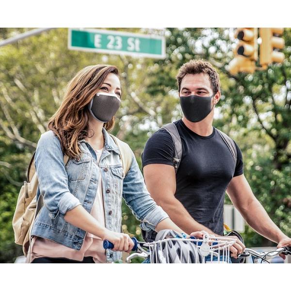 NAROO MASK ナルーマスク F.U+ 高機能フィルターマスク 洗える スポーツマスク ウォッシャブルマスク 飛沫防止 花粉対策 PM2.5 ブランド【Sx】|waiper|14