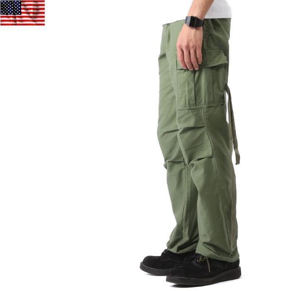 新品 米軍M-65フィールドカーゴパンツ スリムフィット 3色 ミリタリーパンツ 【クーポン対象外】|waiper|02