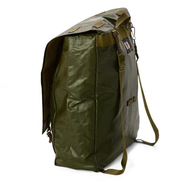 d433879dbfa9 実物 新品 チェコ軍 PVC ナイロンリュック ミリタリーバッグ バックパック ...