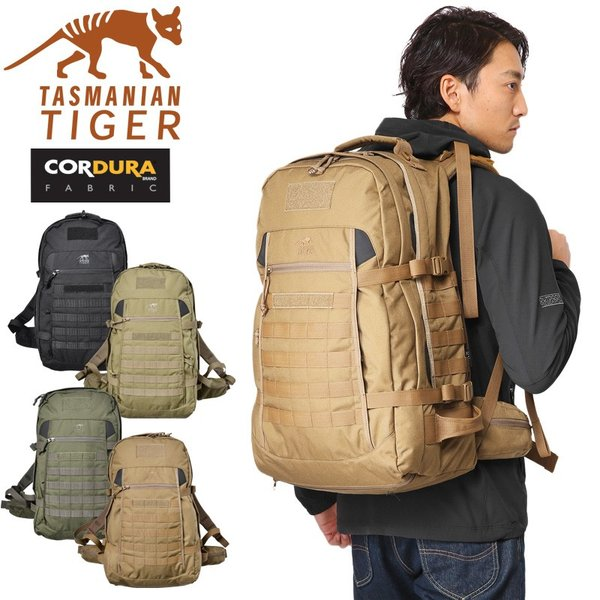 4308c69a05a4 セール20%OFF!TASMANIAN TIGER タスマニアンタイガー MISSION PACK ミッションパック ミリタリーバッグ ...