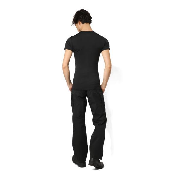 UNDER ARMOUR TACTICAL アンダーアーマー タクティカル HEAT GEAR COMPRESSION S/S Tシャツ 1216007 速乾 吸汗 ドライ 半袖 メンズ インナー|waiper|03