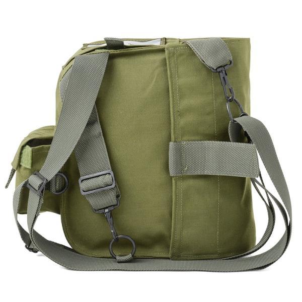 2393d55b8bec セール25%OFF!実物 新品 米軍 M40ガスマスクバッグ ミリタリー 鞄 ...