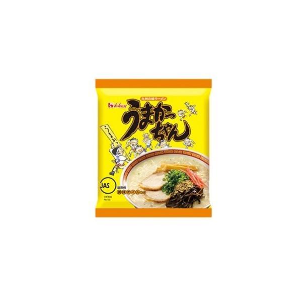 ラーメン ハウス食品 うまかっちゃん 5食パック×6個入(計30食) waj-club 03