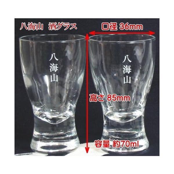 八海山 越後で候 純米大吟醸 赤越後 日本酒 720ml オリジナルグラスセット wakamatsuya 05
