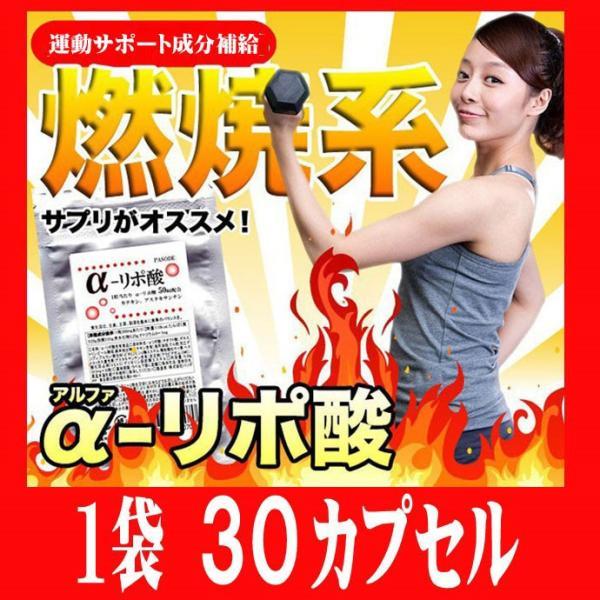 αーリポ酸 30カプセル アルファリポ酸サプリメント カテキン+アスタキサンチン配合 メール便発送|wakasugi2012