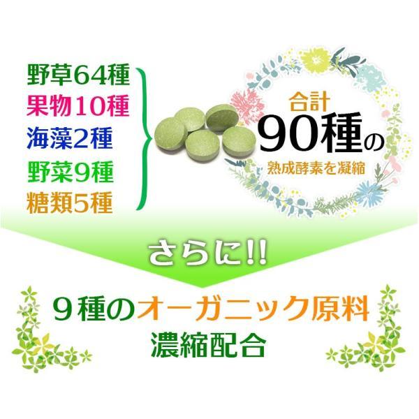 青汁酵素粒サプリメント60粒 大麦若葉+野草酵素 酵素ダイエット,酵素 サプリメント,酵素 サプリ タブレット|wakasugi2012|10