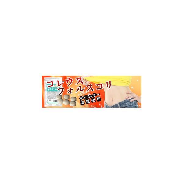 コレウスフォルスコリ  合計60粒 最大1カ月分|wakasugi2012|21