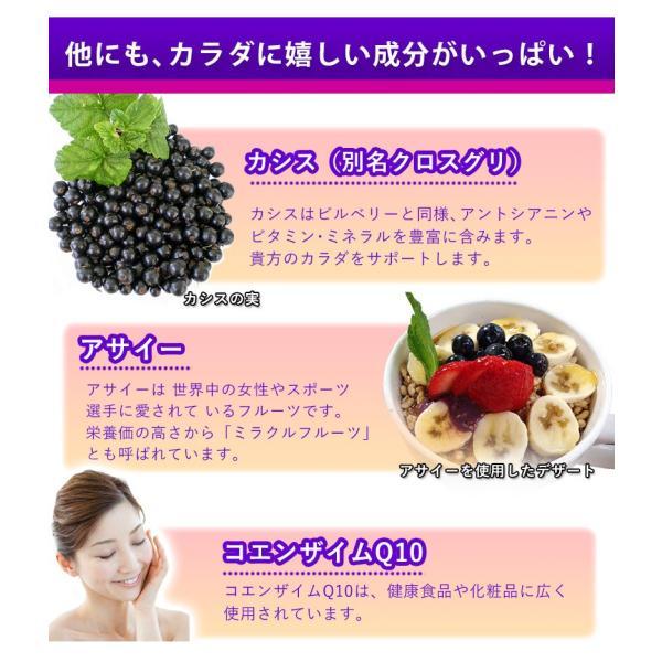 ビルベリー&ルテイン 60粒 コエンザイムQ10配合  メール便発送|wakasugi2012|12