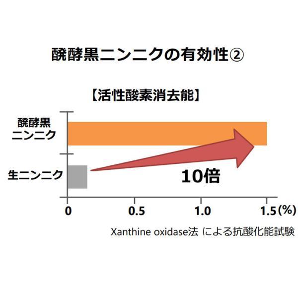 黒にんにく卵黄 ソフトカプセル 青森県産 福地ホワイト六片使用 30粒 メール便発送|wakasugi2012|10