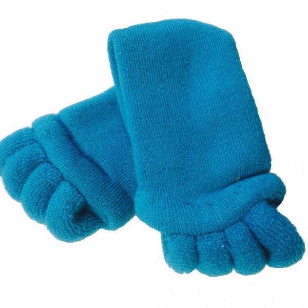 セラピーソックス 足指 スリーピングソックス 6色より選択可 ホワイト ブルー スカイブルー ピンク イエロー ブラック |wakasugi2012|16