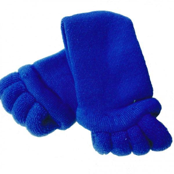 セラピーソックス 足指 スリーピングソックス 6色より選択可 ホワイト ブルー スカイブルー ピンク イエロー ブラック |wakasugi2012|18