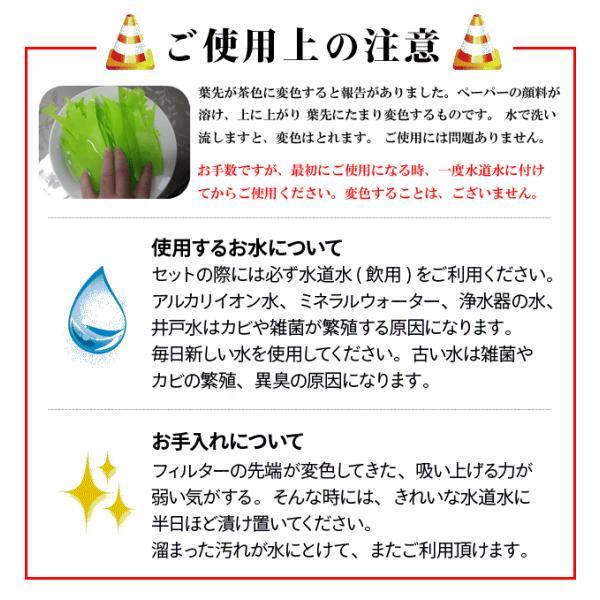 ペーパー加湿器 エコガーデン まるで観葉植物 電気不要 気化式加湿器 |wakasugi2012|19