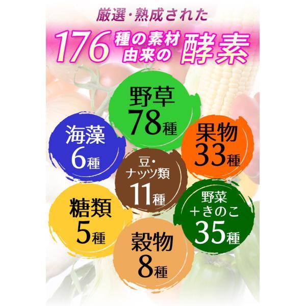 酵素 サプリメント 熟成 生酵素サプリ 生野草酵素 ソフトカプセル 30粒 メール便発送|wakasugi2012|06