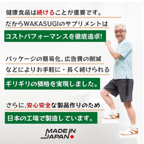 グルコサミン&コンドロイチン 90粒  メール便発送|wakasugi2012|08