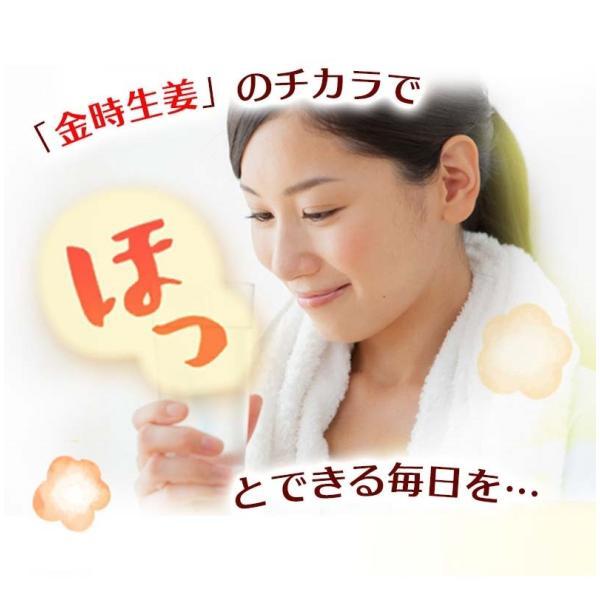 金時生姜 サプリメント 60粒  |wakasugi2012|07