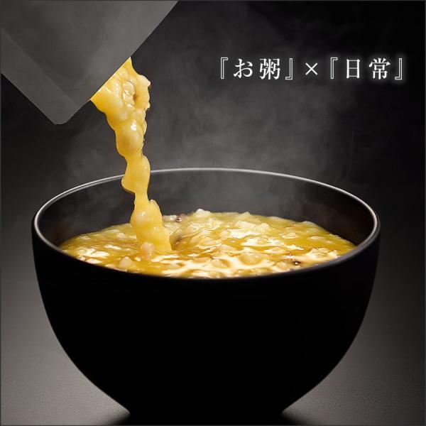 お粥 鶏白湯 おかゆ 3食セット ギフト おしゃれ レトルト 送料無料 もつ鍋 水炊き 博多若杉 (ポイント消化 肉 お取り寄せ)|wakasugi|15