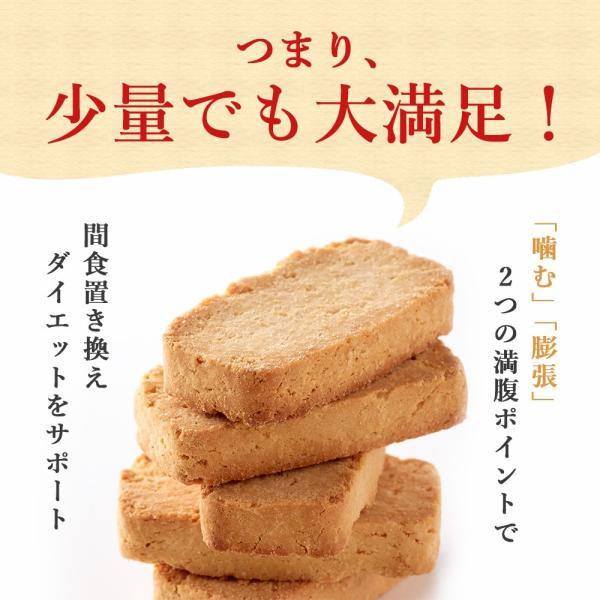 プロテイン 豆乳 おからクッキー チャック付き 500g (500g×1袋) 訳あり食品 わけあり スイーツ メール便A TSG TN wakeariya 13