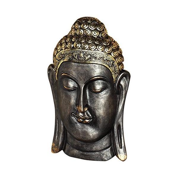 Design Toscano Asian Wall Sculpture, Bronze