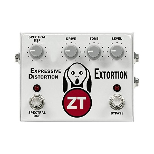 ZT Amp Extortion ディストーション ギター エフェクター