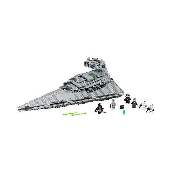 おもちゃ Lego レゴ Star Wars スターウォーズ Imperial Star Destroyer 75055