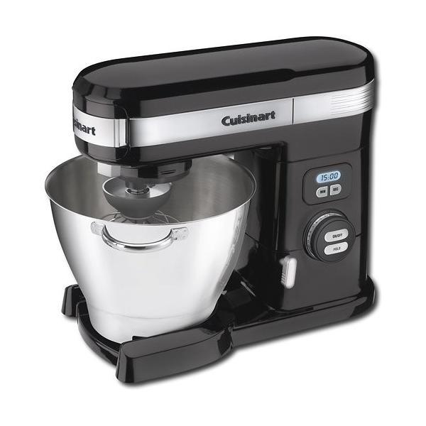 Cuisinart クイジナート スタンドミキサー SM-55BK Stand Mixer
