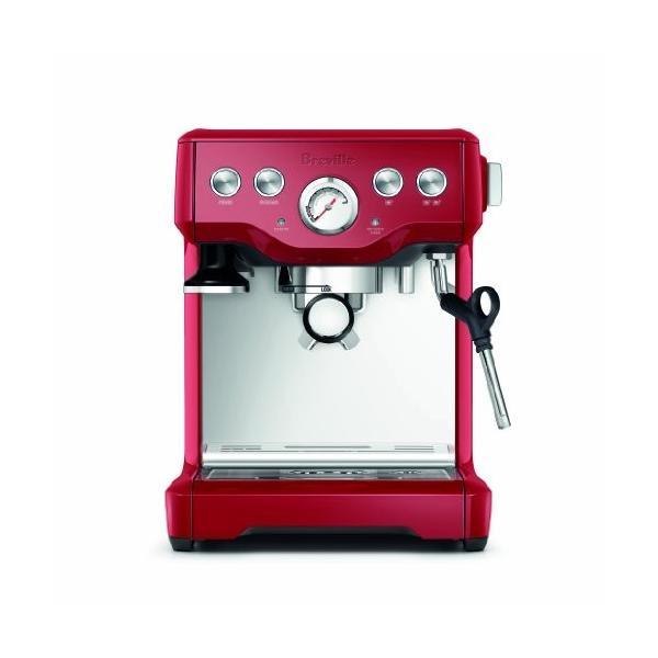Breville The Infuser Espresso Machine レッド BES840CBXL