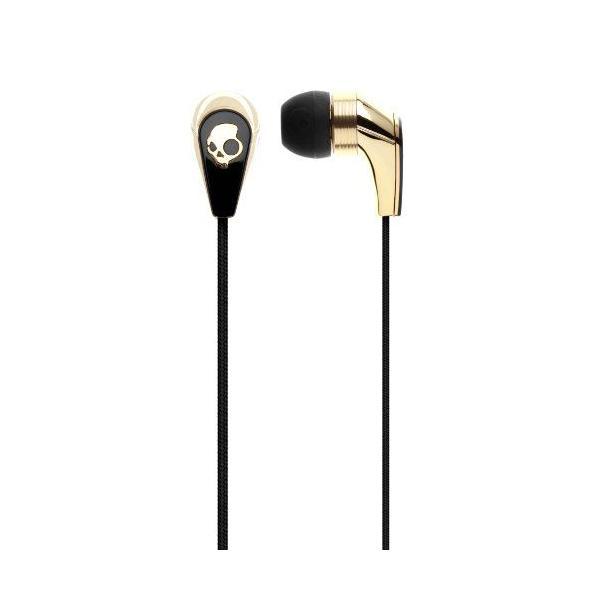 Skullcandy 50/50 In Ear Mic'd Earbuds S2FFDM-145 - Gold/Black
