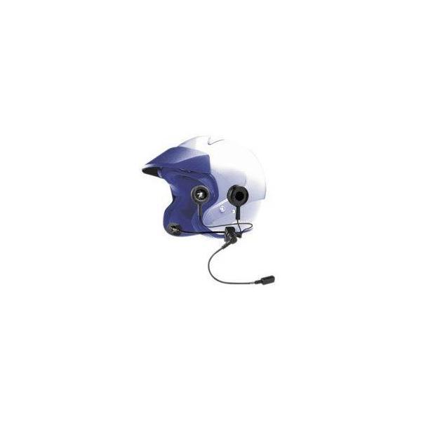 J&M HS-ECD629-FF-HO Full Face Elite 629 Series Clamp-On Headset HS-ECD629-FF-HO