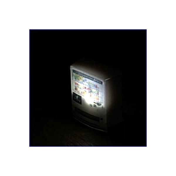 Nゲージ光る自販機Aled46