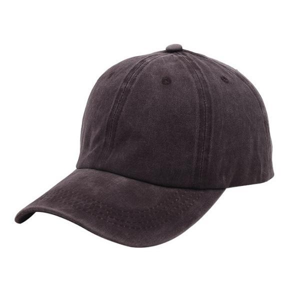 帽子 キャップ ローキャップ カーブキャップ メンズ レディース 種類 おしゃれ 無地  春 サイズ ストラップ調整 wakufuri 11