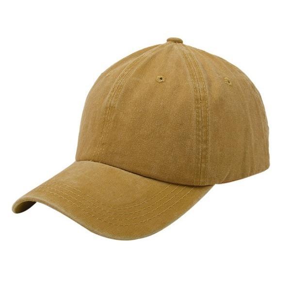 帽子 キャップ ローキャップ カーブキャップ メンズ レディース 種類 おしゃれ 無地  春 サイズ ストラップ調整 wakufuri 19
