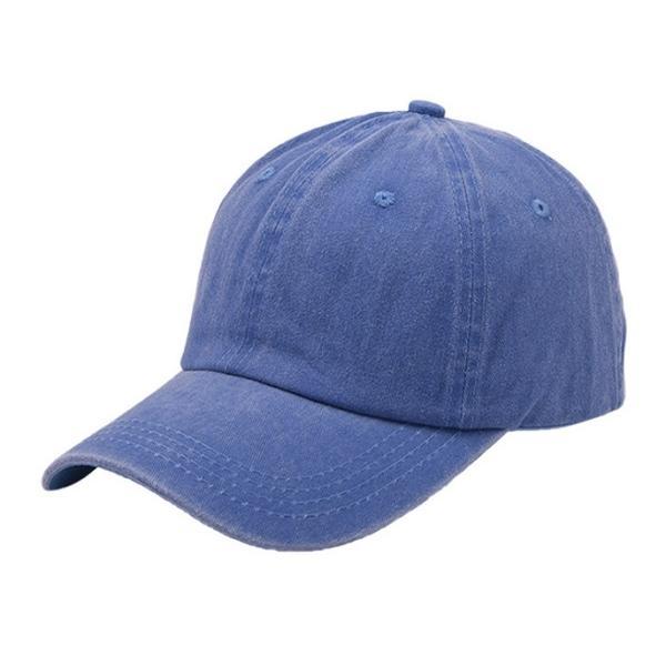 帽子 キャップ ローキャップ カーブキャップ メンズ レディース 種類 おしゃれ 無地  春 サイズ ストラップ調整 wakufuri 08