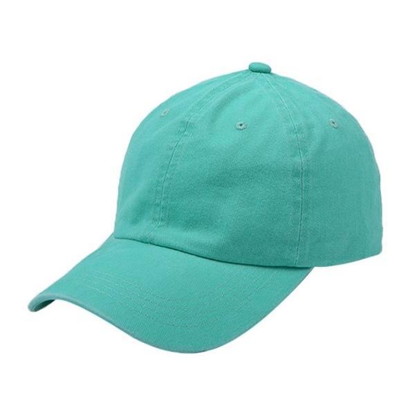 帽子 キャップ ローキャップ カーブキャップ メンズ レディース 種類 おしゃれ 無地  春 サイズ ストラップ調整 wakufuri 18