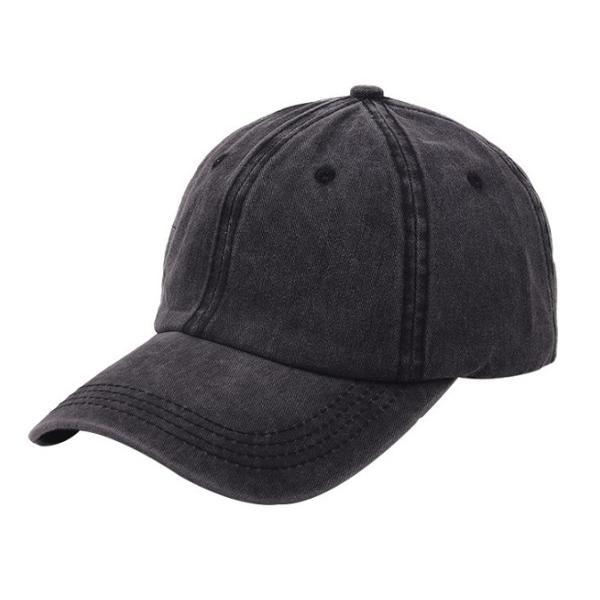 帽子 キャップ ローキャップ カーブキャップ メンズ レディース 種類 おしゃれ 無地  春 サイズ ストラップ調整 wakufuri 21