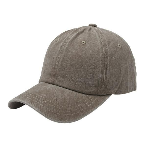 帽子 キャップ ローキャップ カーブキャップ メンズ レディース 種類 おしゃれ 無地  春 サイズ ストラップ調整 wakufuri 15