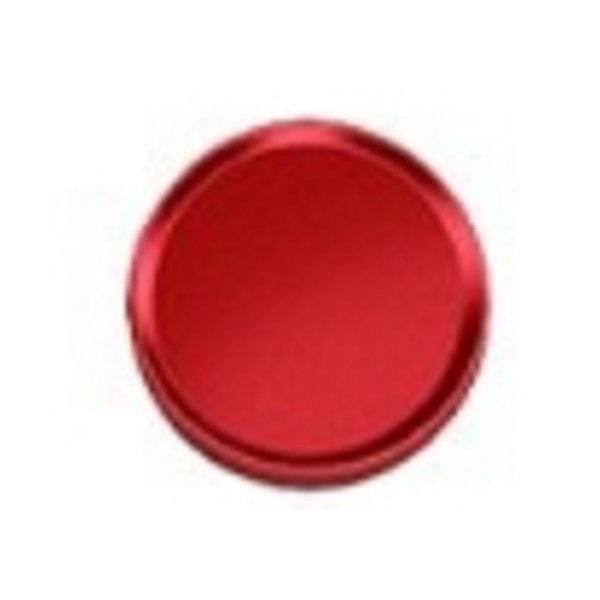 iPhone ホームボタンシール ホームボタンカバー 指紋認証 TOUCH ID アルミ ホームボタン|wakufuri|12