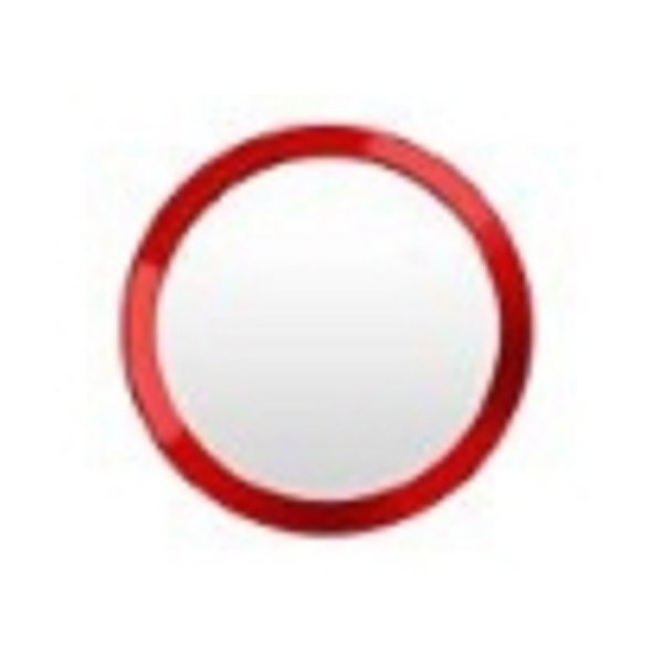 iPhone ホームボタンシール ホームボタンカバー 指紋認証 TOUCH ID アルミ ホームボタン|wakufuri|15