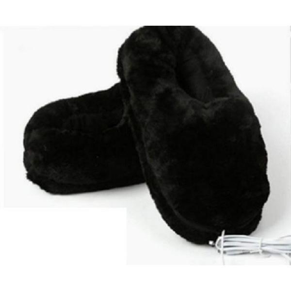 USB スリッパ 足温器 ヒーター 足元 暖かい おしゃれ 室内 防寒 暖房 冷え性対策 勉強 オフィス デスクワーク 寒さ対策|wakufuri|08