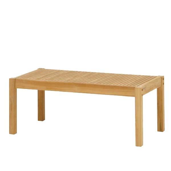 [ガーデンファニチャー]フウガ コーヒーテーブルお庭 や テラス に チーク素材で高品質な タカショー の ガーデンテーブル[送料無料]