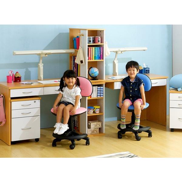 【当店オリジナルカラー追加】1年保証付き 学習机椅子 椅子 学習チェア 学習椅子 チェアー 603 HOP(ホップ) 13色対応|wakuwaku-land|18