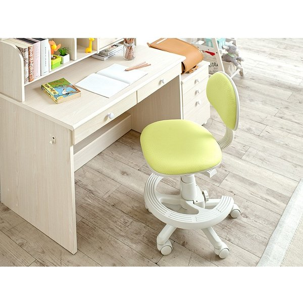 【当店オリジナルカラー追加】1年保証付き 椅子 昇降式 学習チェア 学習椅子 チェアー STEP(ステップ) 19色対応 ファブリック PVC wakuwaku-land 18