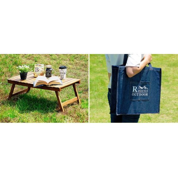 ガーデンテーブルセット ガーデンテーブル3点セット フォールディング テーブル&チェア 3点セット wakuwaku-land 06