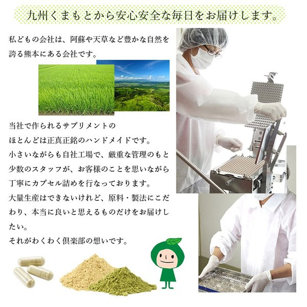 サプリメント モリンガ15日分 ビタミン 食物繊維 健康でいたい方へ wakuwakukenkouclub 05