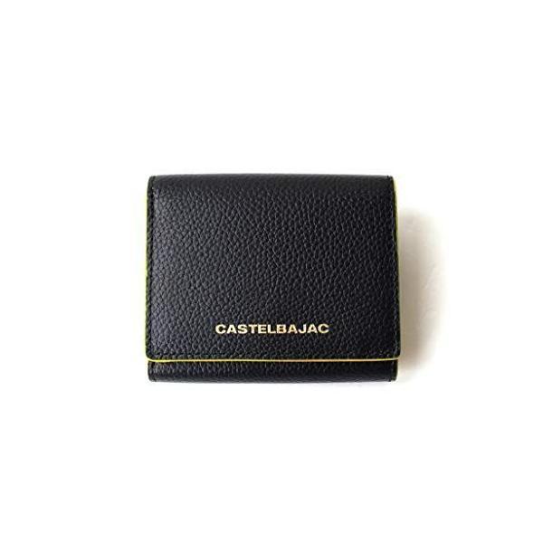カステルバジャック(バッグ&ウォレット)(CASTELBAJAC)財布ミニ財布3つ折り31603 クロ/**